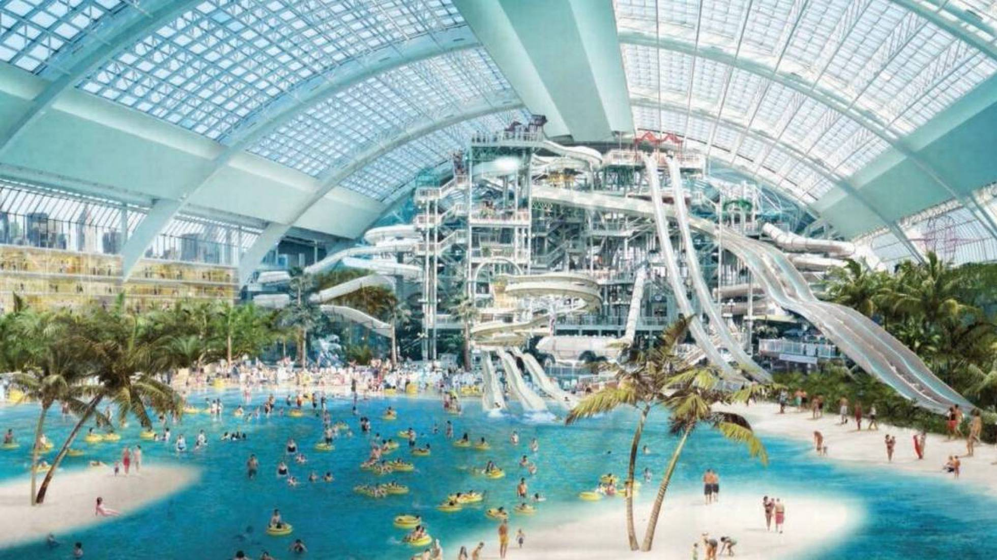 proyecto centro comercial miami