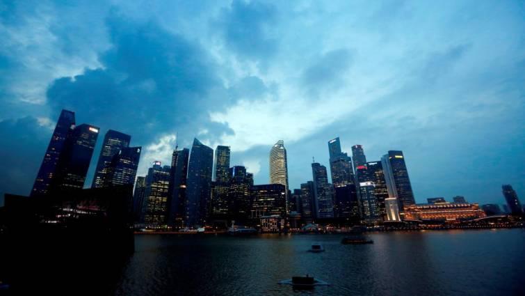 rascacielos de singapur