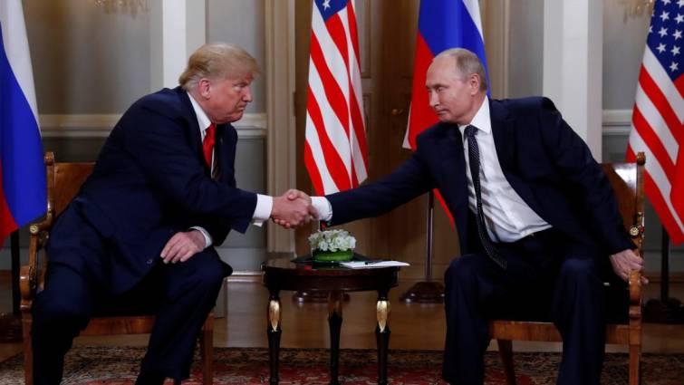 Putin sentencia, junto a Trump, que «la Guerra Fría ha terminado»
