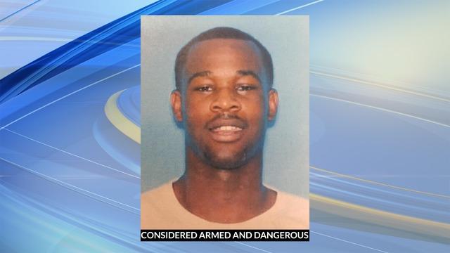 'Armado y peligroso' sospechoso de asesinato capital de Childersburg, puede estar en Talladega