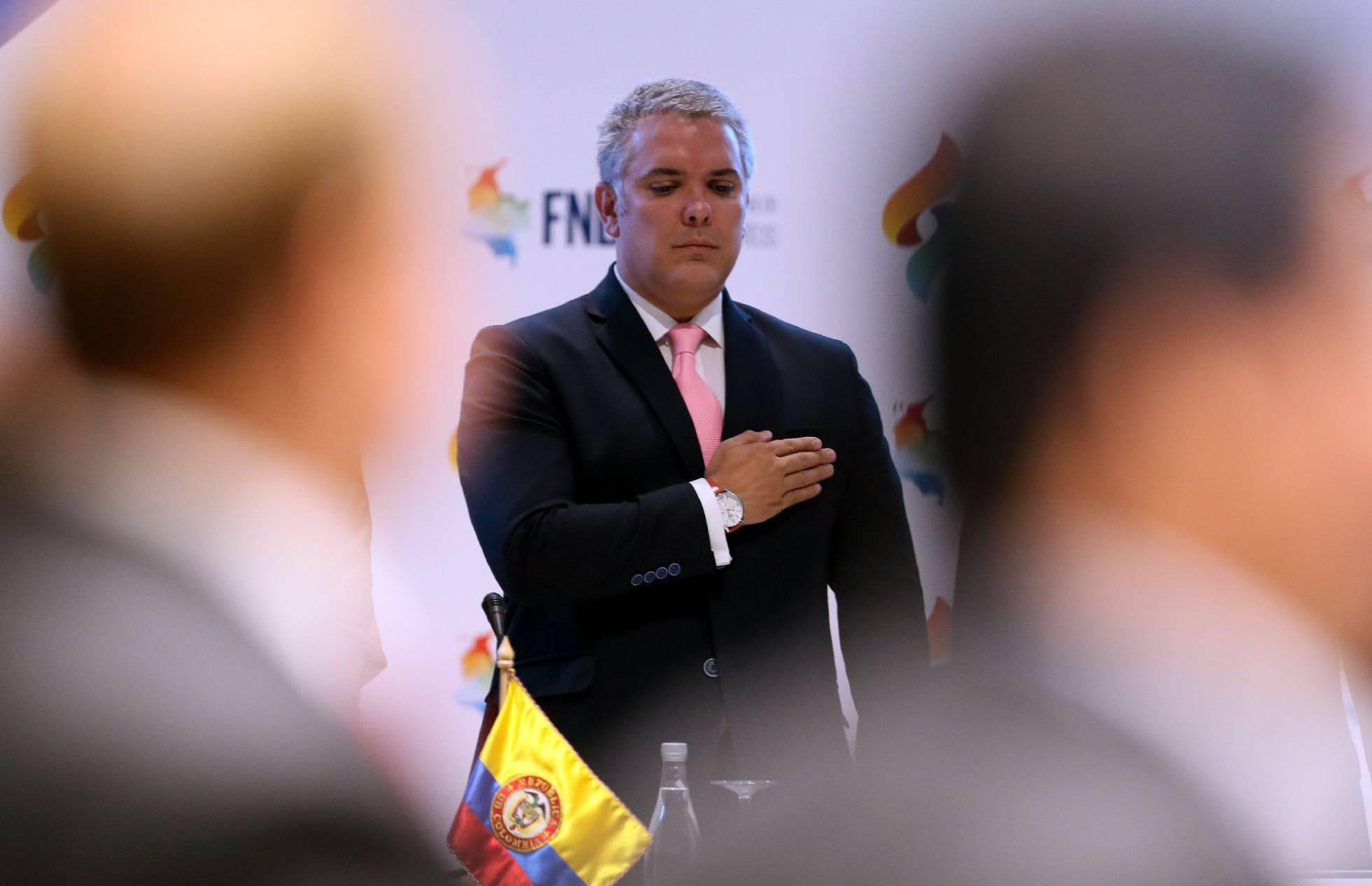 Los retos que enfrenta Duque, el nuevo presidente de Colombia
