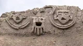 1 mural civilizacion caral