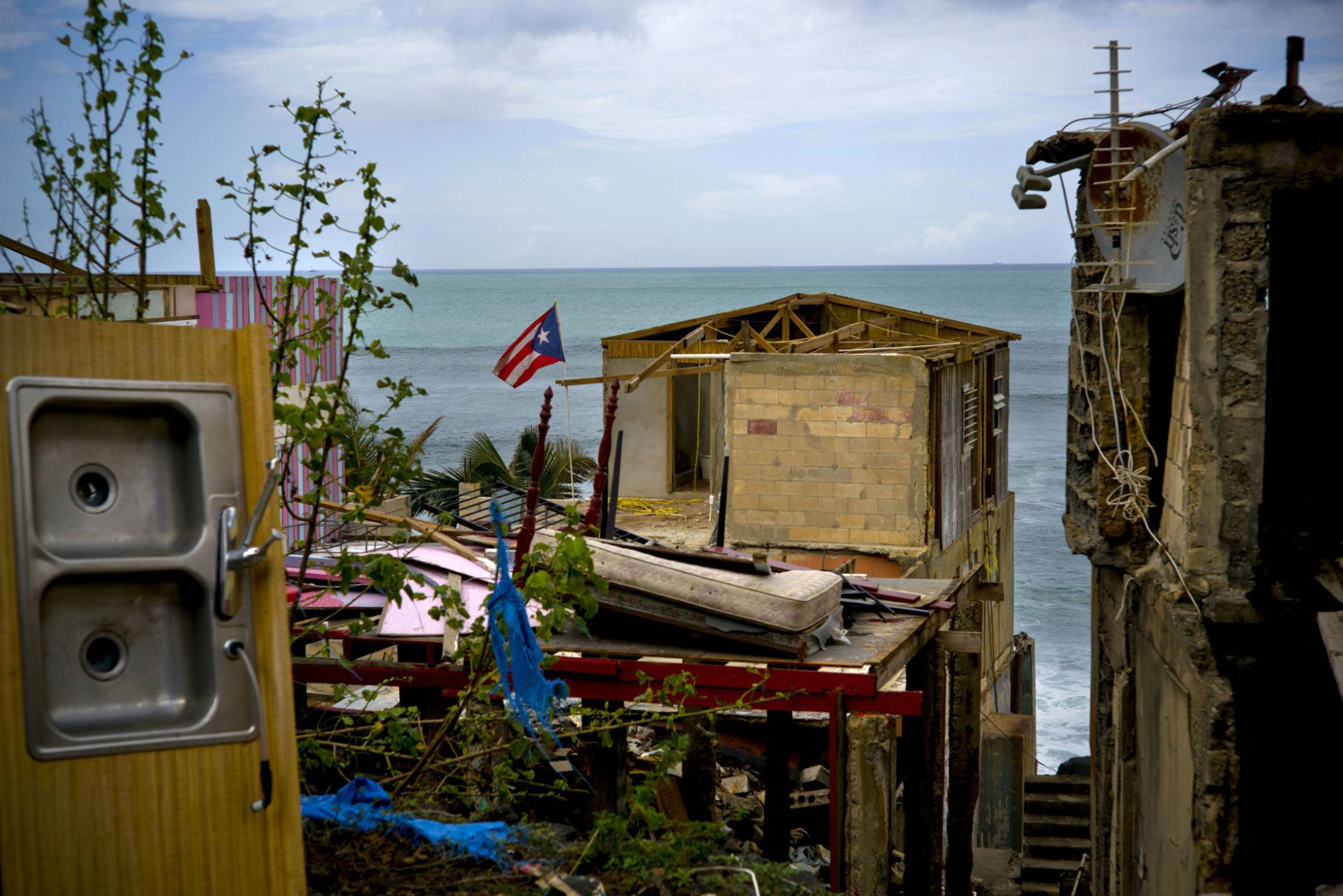 1 viviendas destrozadas puerto rico