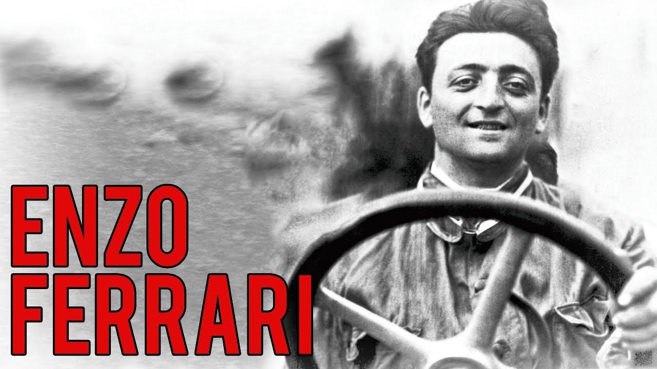 """Han pasado 30 años desde que nos dejó la gran leyenda del automóvil """"Enzo Ferrari"""""""