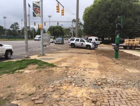 Troopers buscan posible sospechoso de DUI, después de una persecución a alta velocidad, que termina en accidente cerca de la UAB
