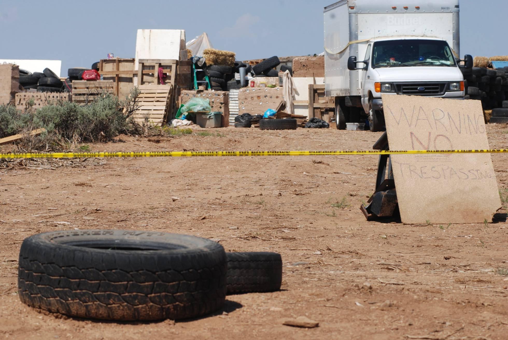Un campamento en el desierto de Nuevo México para entrenar a niños asesinos