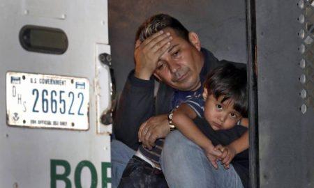 padre e hijo de tres anos