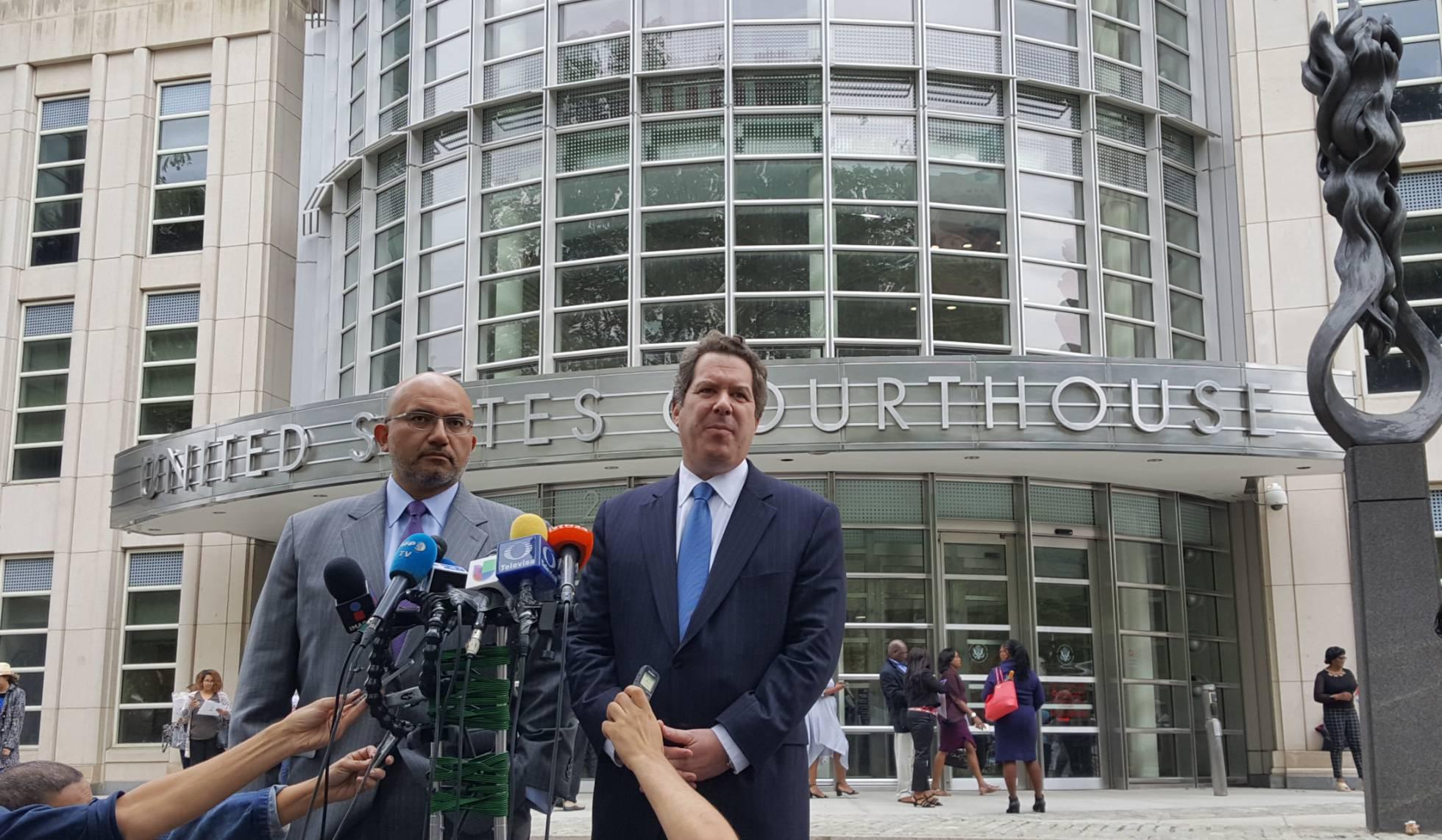 El abogado del mafioso Gotti se suma a la defensa de El Chapo