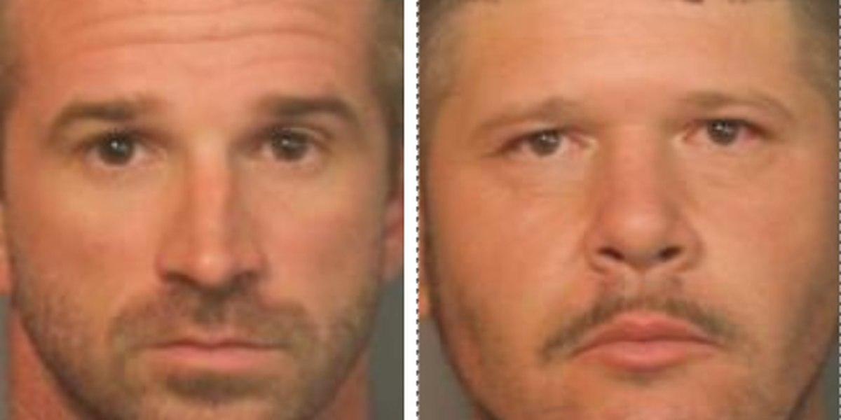 2 hombres acusados de ataque a un empleado en Hoover