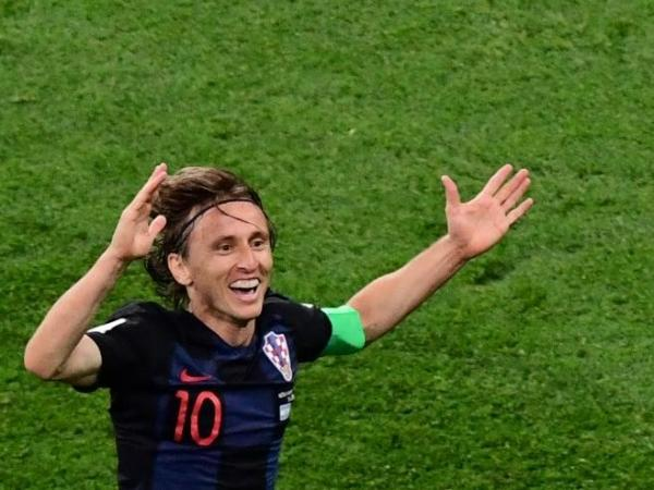 Modric sobrevivió a la guerra para ser el mejor del mundo