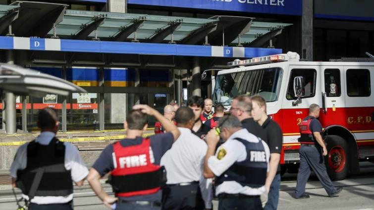 Mueren tres personas en un tiroteo en el centro de Cincinnati