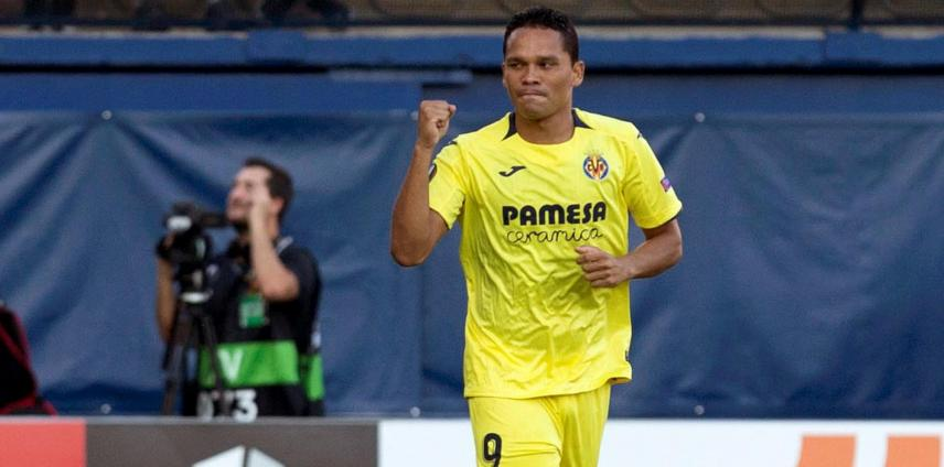 Carlos Bacca llegó a 15 goles en la Europa League