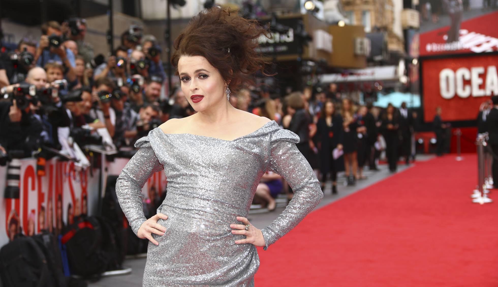 Helena Bonham Carter recurre a un médium para contactar con la princesa Margarita de Inglaterra