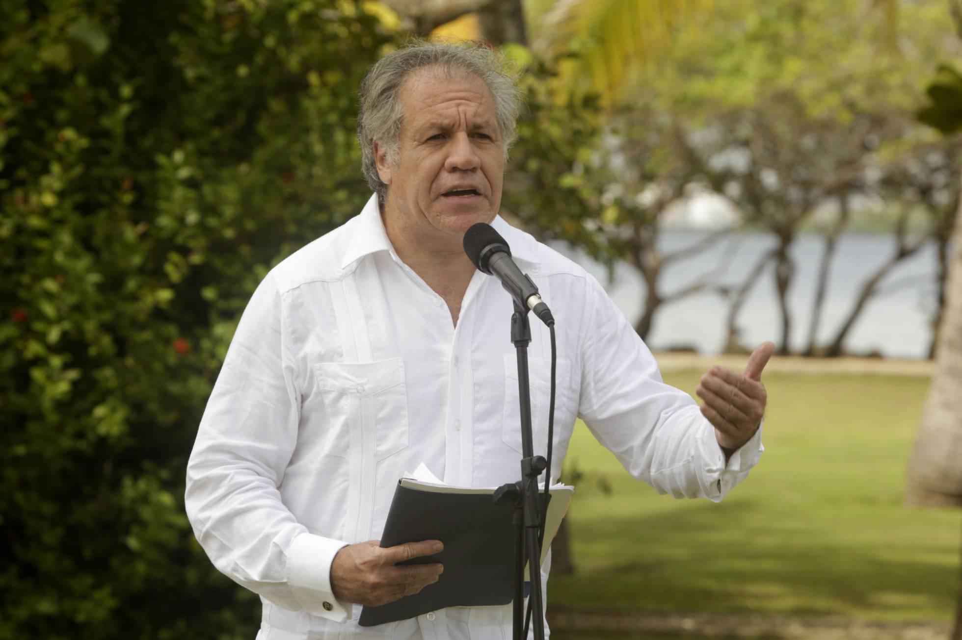 La OEA afronta la crisis migratoria en Colombia y redobla la presión sobre Nicolás Maduro