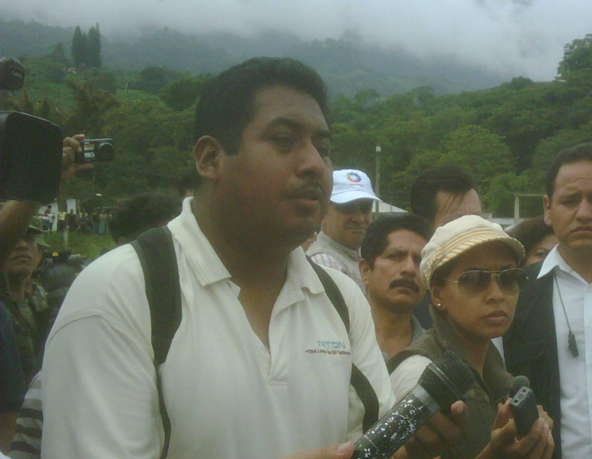 Mario Gomez periodista asesinado en Chiapas