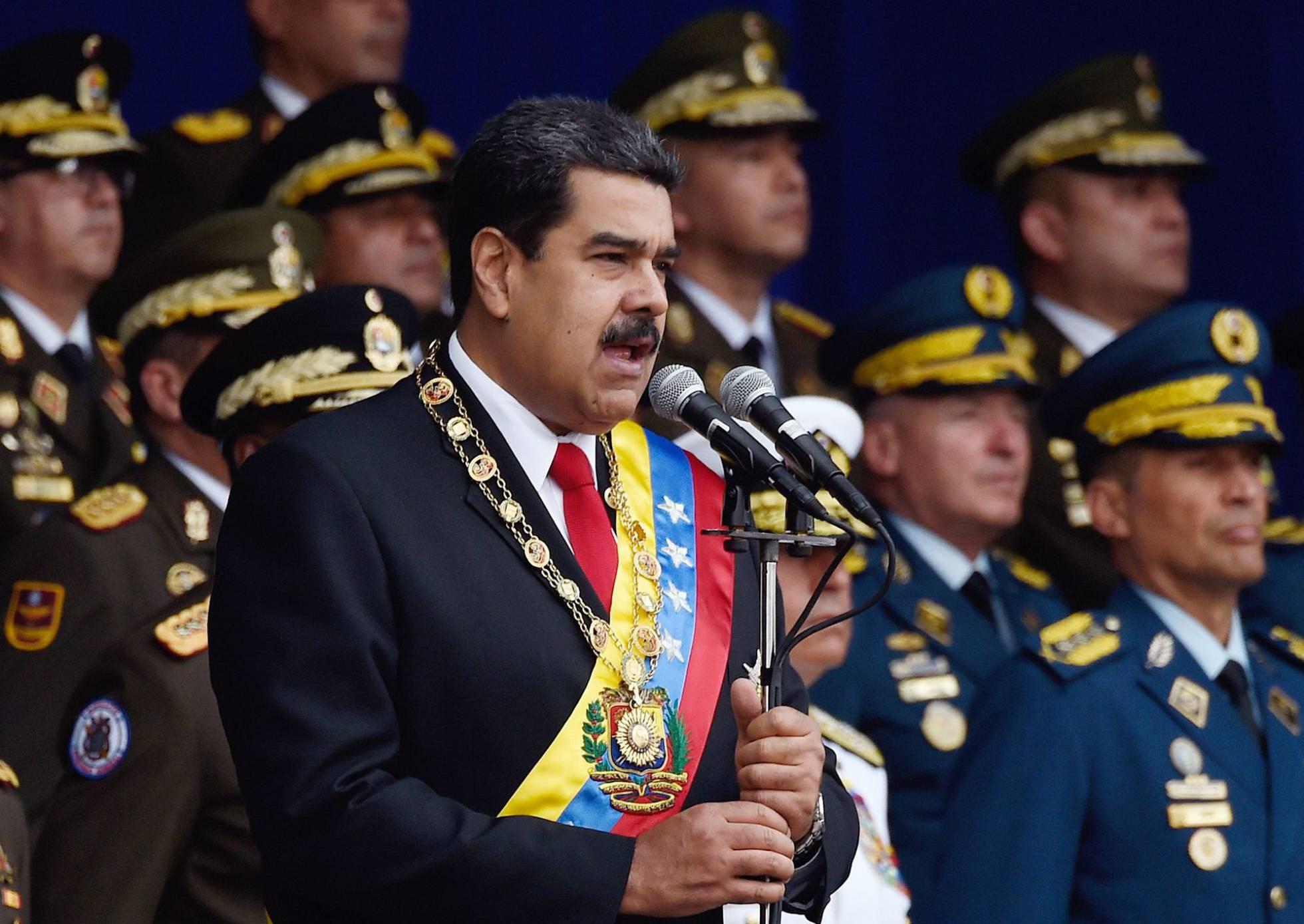 Estados Unidos se reunió con militares venezolanos que planeaban un golpe