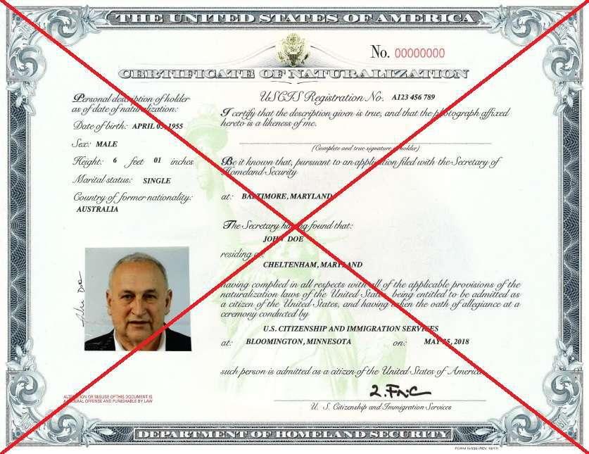 Surge la gran pregunta, un inmigrante con Green Card podría ser deportado si le niegan la naturalización?