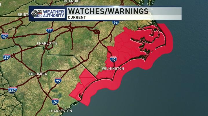 Alabama no sufrirá los embates del huracán Florence; el buen clima prevalecerá y solo se esperan fuertes aguaceros en el este del estado