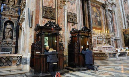 confesion en Italia
