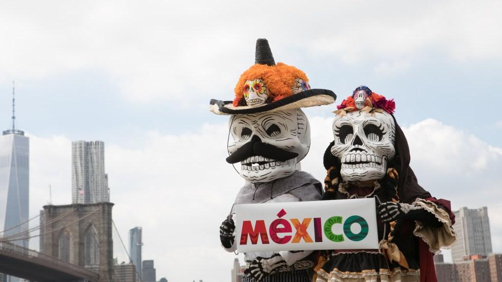 Promueven Día de Muertos en EE.UU., Canadá y Europa