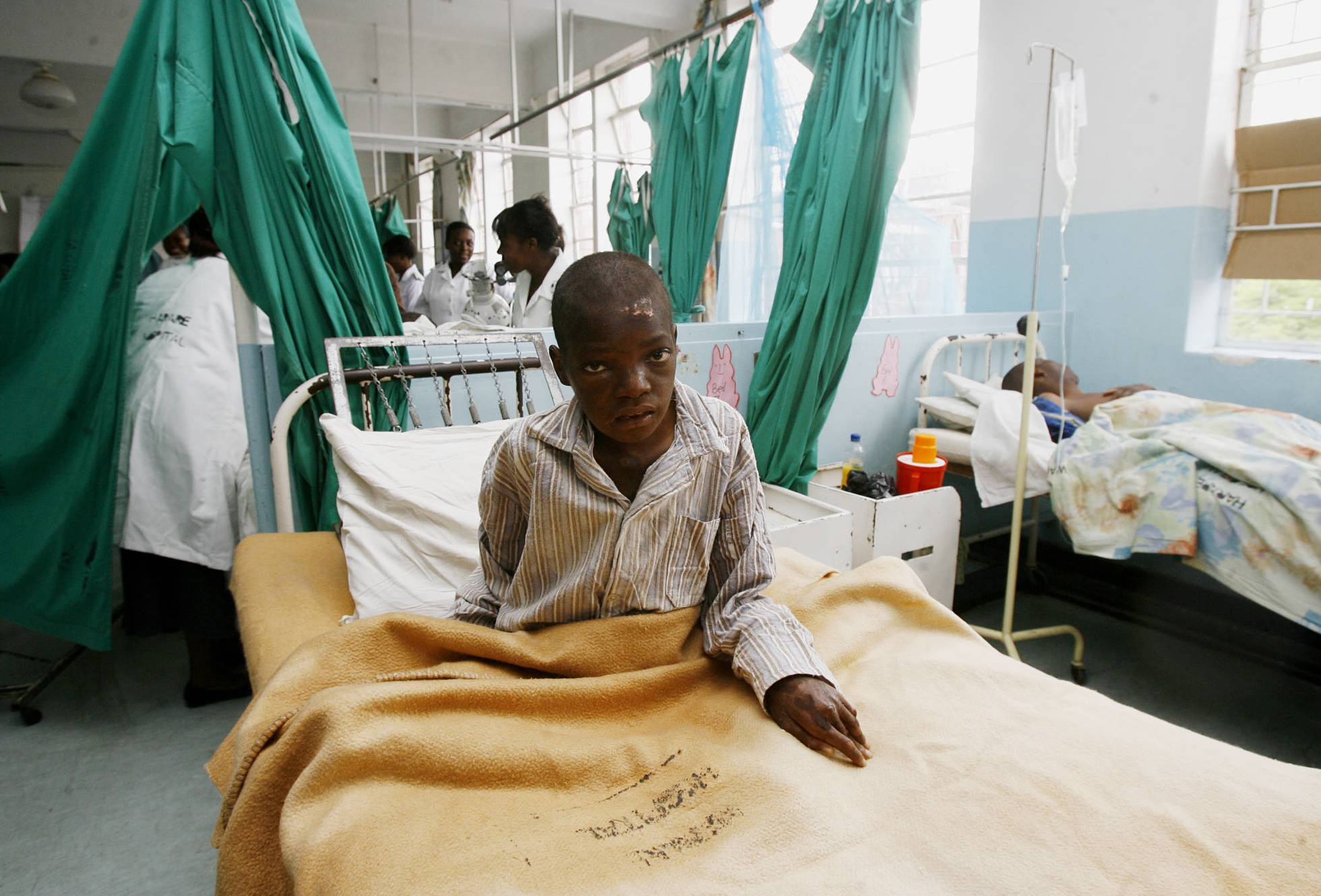 En África, Zimbabue se encuentra en estado de emergencia por un brote de cólera