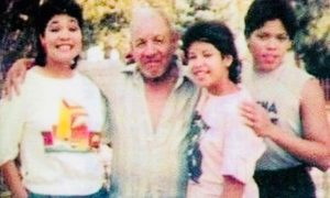 Ab quintanilla publica una foto inédita de su hermana Selena