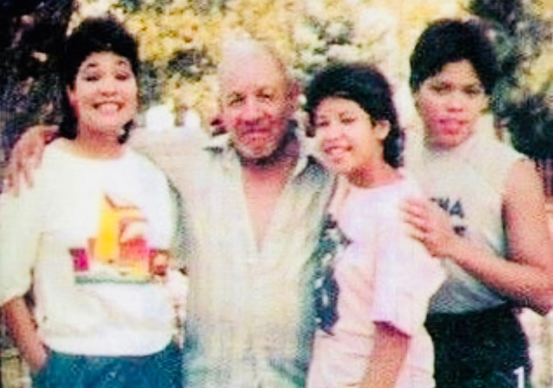 Ab quintanilla publica una foto inédita de su hermana Selena