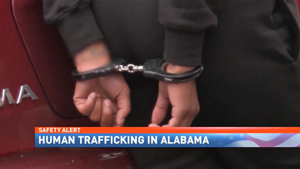trafico humano en Alabama