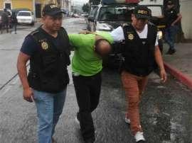 Cayó un presunto violador serial en Guatemala