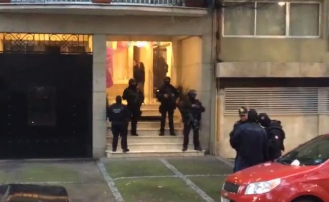 """Detienen en la Narvarte a """"El Pistache"""", presunto líder criminal de Tepito"""