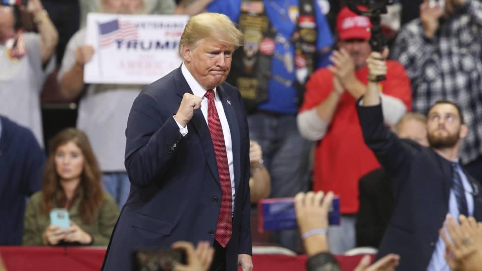 6 de noviembre: ¿el plebiscito de Trump?