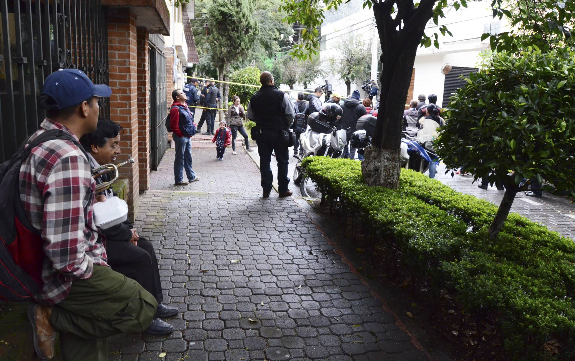 Detenido uno de los autores del tiroteo en la casa del exarzobispo mexicano Norberto Rivera