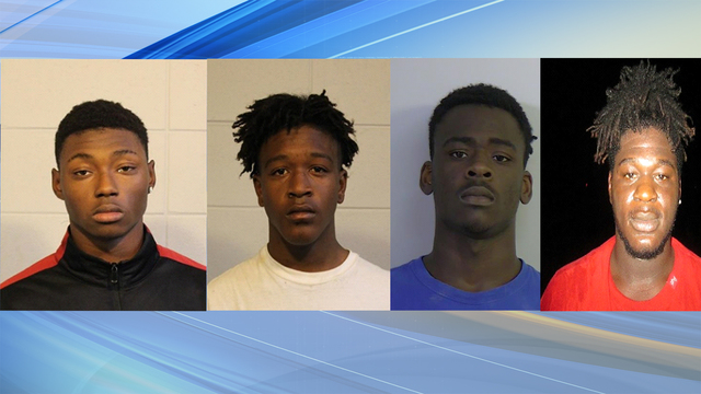 1 Juvenile theft ring