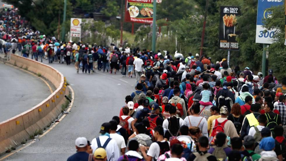 1 migrantes hondurenos