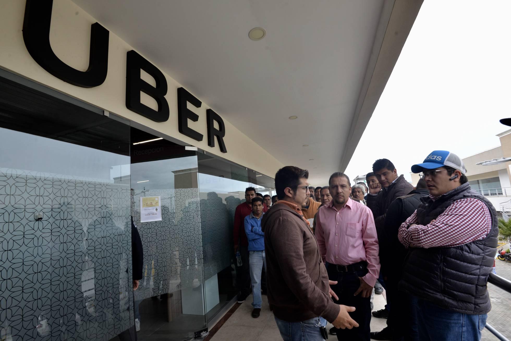 La Suprema Corte mexicana avala el cobro de los Estados a Uber y Cabify para fondos de movilidad