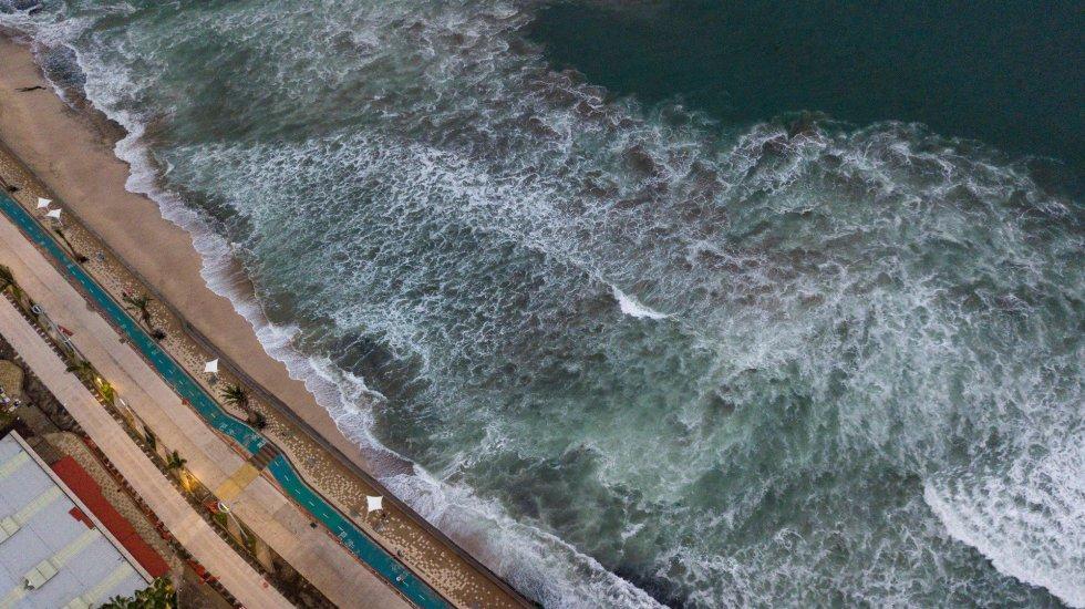 El huracán Willa alcanzará las costas del Pacífico mexicano en las próximas horas