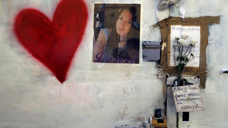 Conmoción en Italia por la violación en grupo y el asesinato de una menor