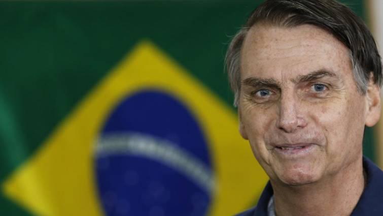 Bolsonaro se acerca a la victoria en Brasil