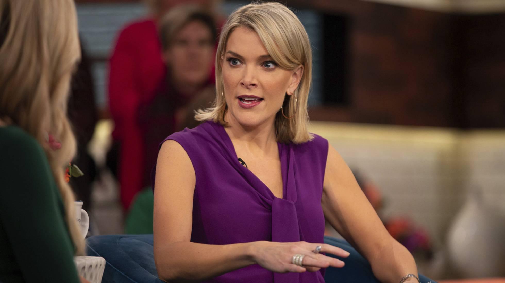 La NBC cancela el programa de Megyn Kelly tras un polémico comentario racista