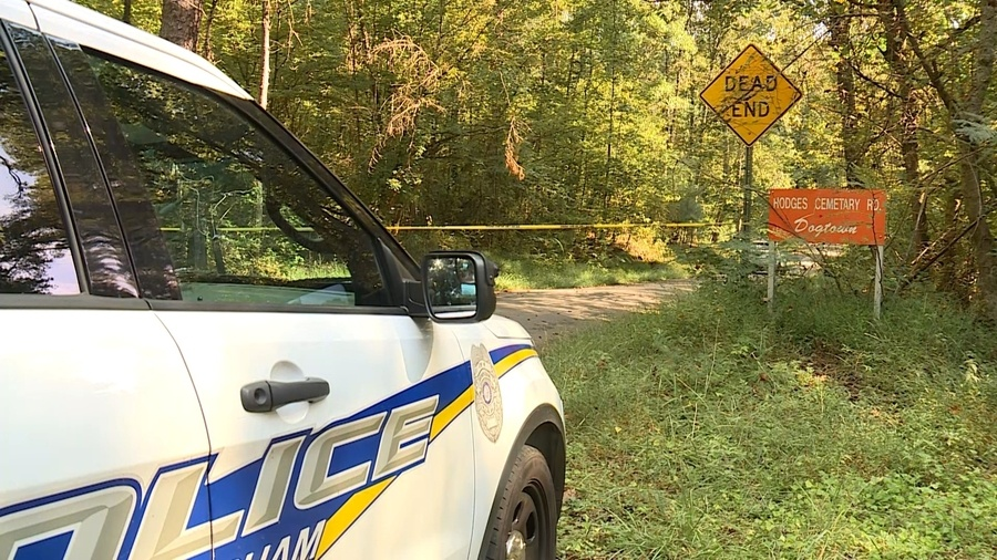 birmingham body found in woods