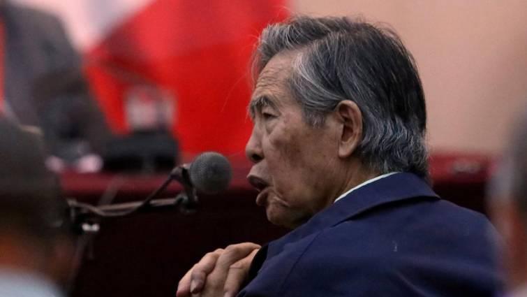 La Justicia peruana anula el indulto a Fujimori y ordena su arresto