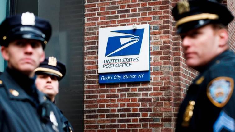 policia en Nueva York