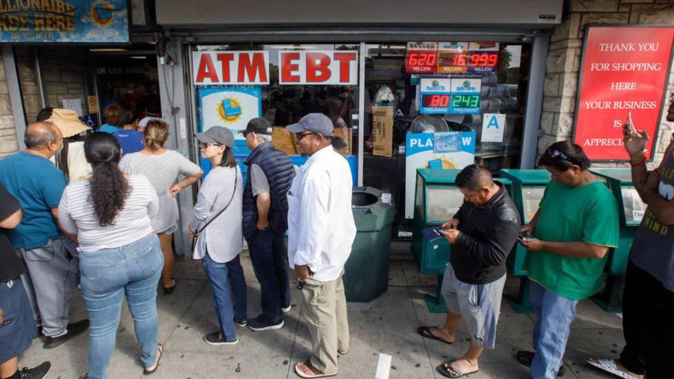 Un ciudadano de Carolina del Sur gana 1.537 millones de dólares en la lotería de Estados Unidos