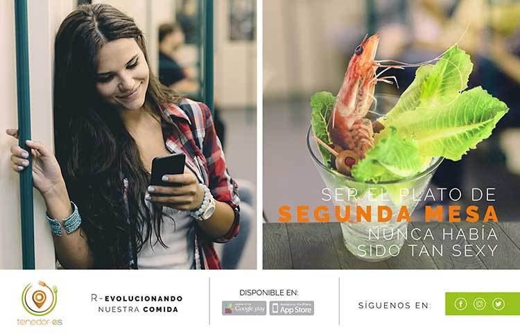Lanzan en México una app para evitar el desperdicio de alimentos