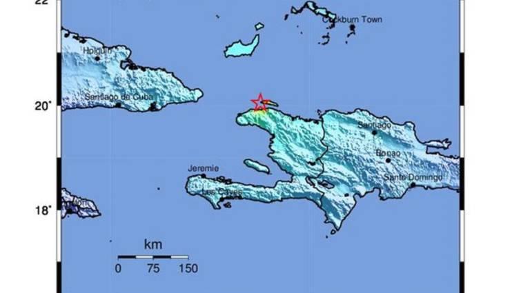 Al menos 12 muertos y 188 heridos en Haití tras un terremoto de 5,9 grados
