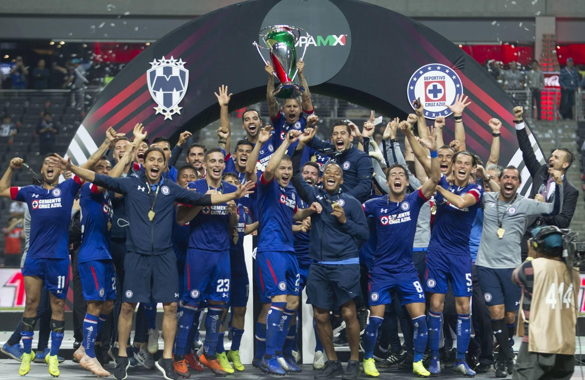 El Cruz Azul le da un revolcón a su embrujo al ganar la copa mexicana