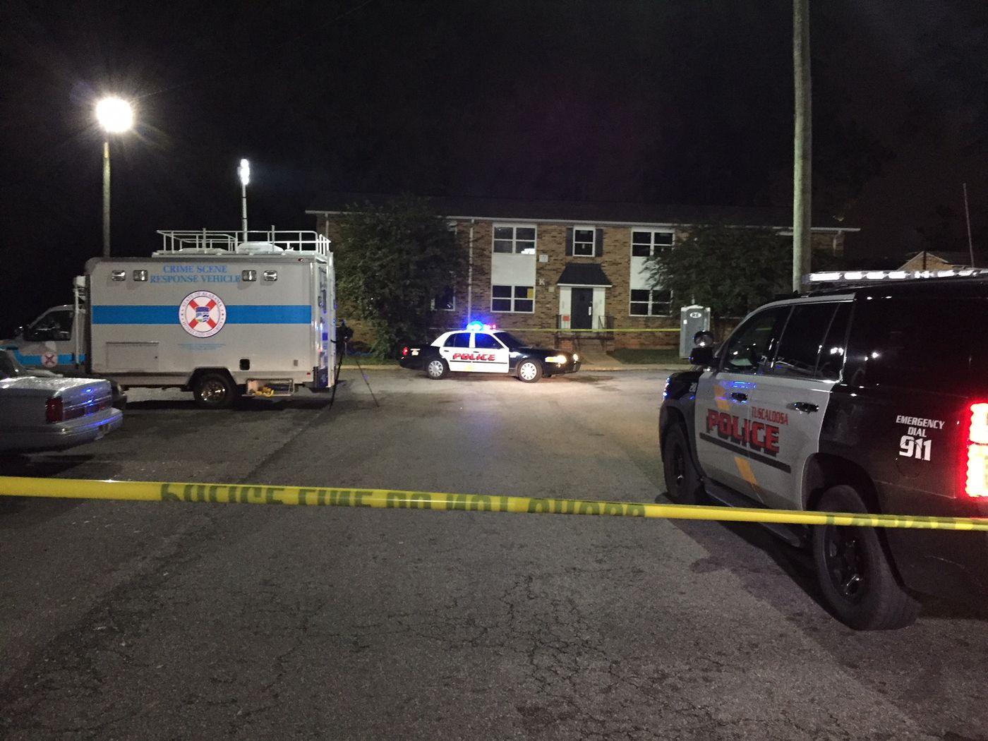 Oficial y sospechoso heridos, en persecución y tiroteo en Tuscaloosa