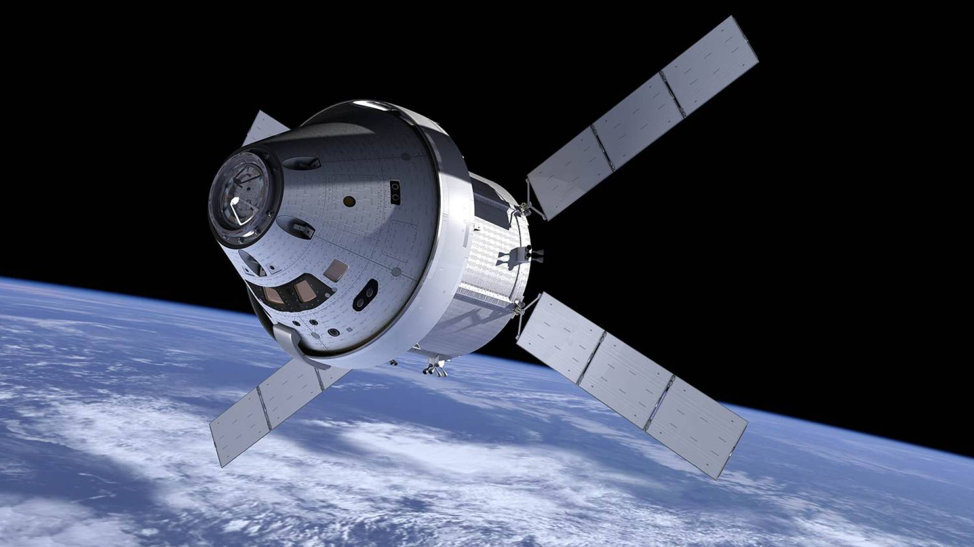 Nace 'Orion', la nave para llevar astronautas más allá de la Luna