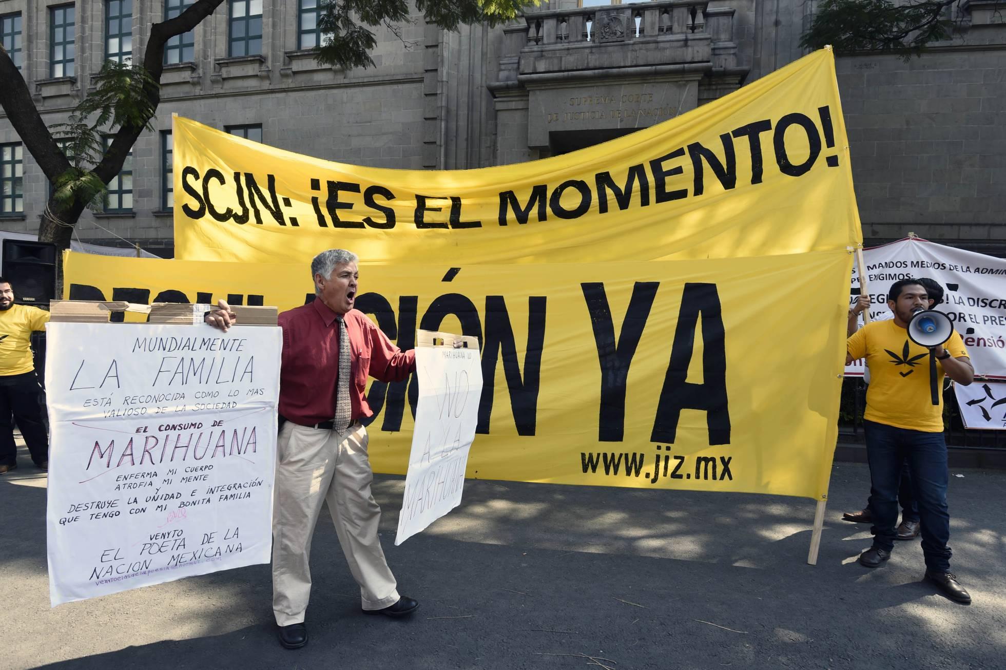 Tres claves del fallo de la Suprema Corte mexicana sobre la marihuana