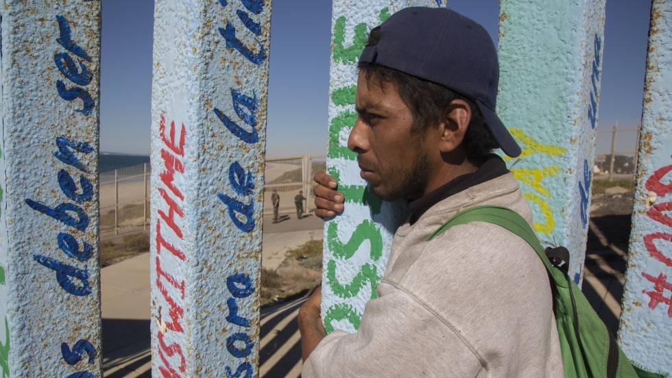 1 David Salomon Hondureno migrante